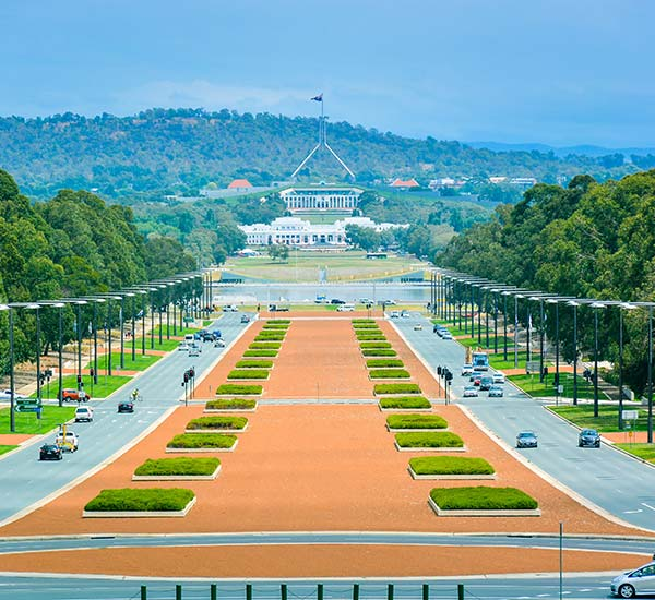 Floriade, Canberra Capital Touring