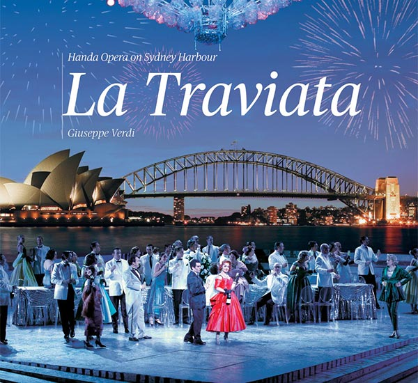La Traviata Handa Opera on the Harbour