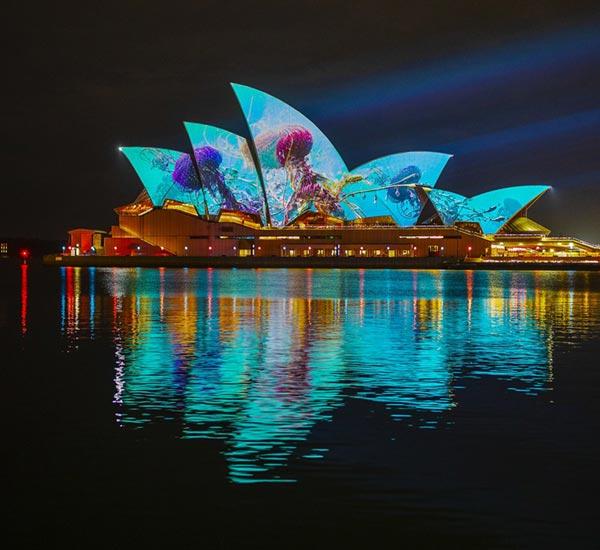 Vivid Spectacular Sydney